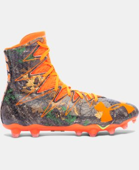 Best Seller Men's UA Highlight Football Cleats – Limited Edition  1 Color $129.99