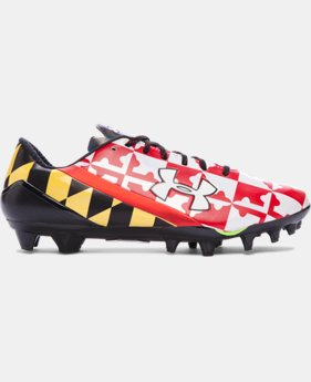 Men's UA Spotlight Football Cleats – Limited Edition  5 Colors $119.99