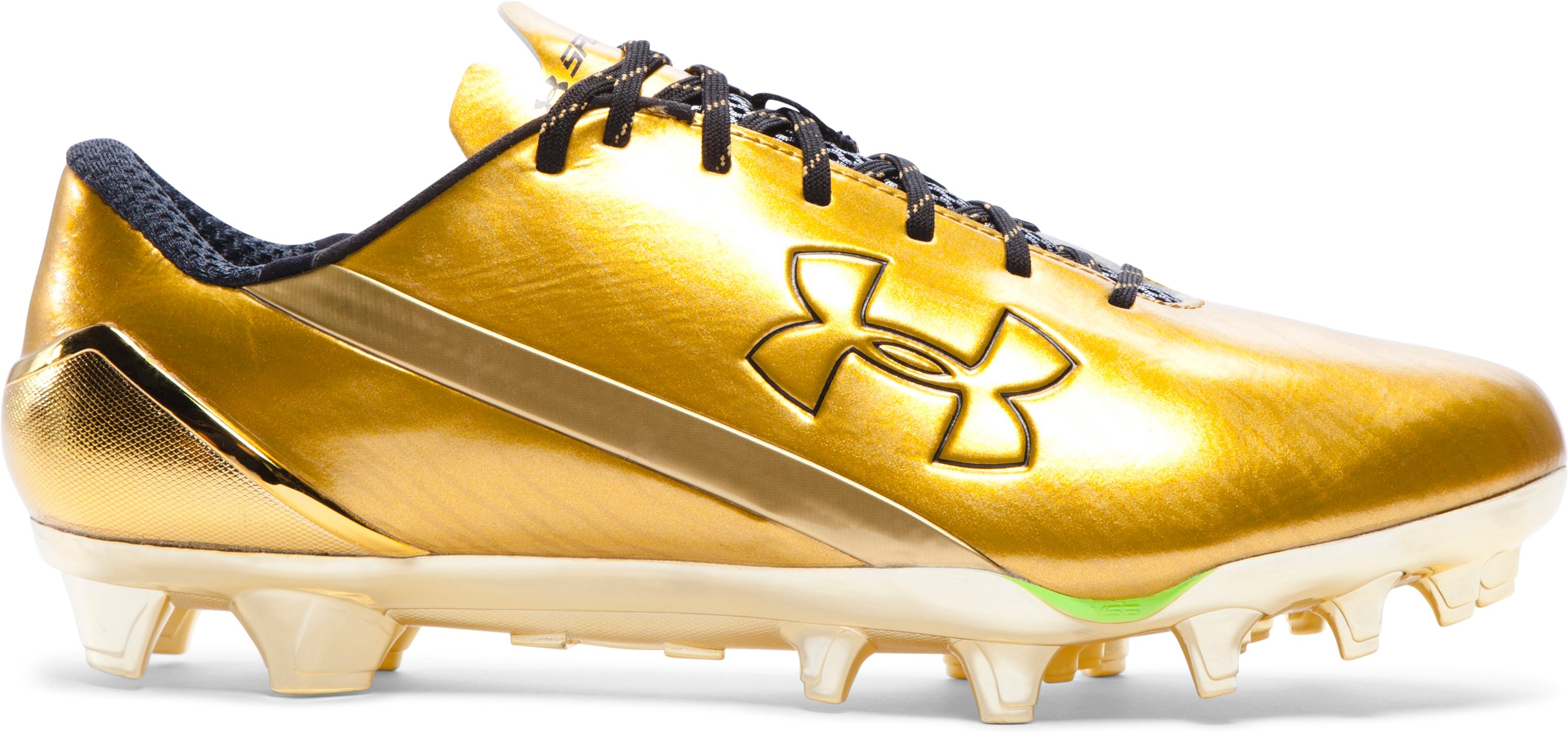 Men S Ua Spotlight Football Cleats Limited Edition Under Armour Us