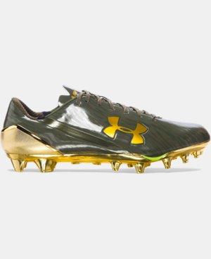 Best Seller Men's UA Spotlight Football Cleats – Limited Edition LIMITED TIME: FREE U.S. SHIPPING 1 Color $129.99