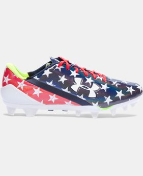 Men's UA Spotlight Football Cleats — Limited Edition   $119.99