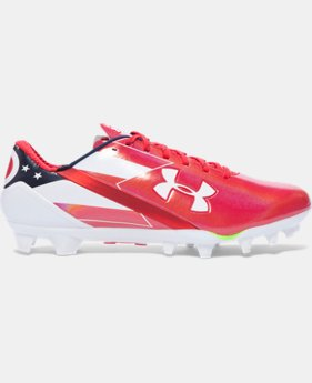 Men's UA Spotlight Football Cleats – Limited Edition LIMITED TIME: FREE U.S. SHIPPING 1 Color $97.99 to $119.99