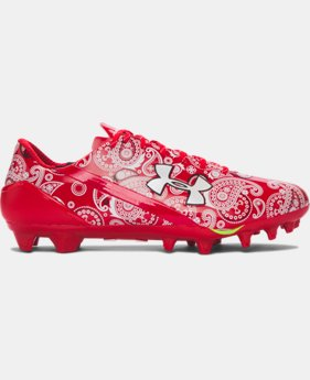 Men's UA Spotlight Football Cleats – Limited Edition LIMITED TIME: FREE U.S. SHIPPING 2 Colors $97.99 to $119.99