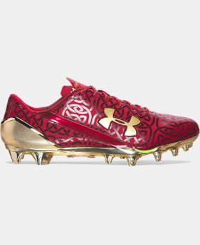 Best Seller Men's UA Spotlight Football Cleats – Limited Edition  1 Color $129.99