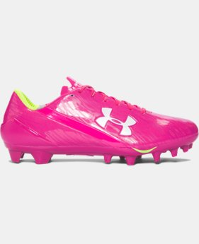 Best Seller Men's UA Spotlight Football Cleats – Limited Edition   $129.99