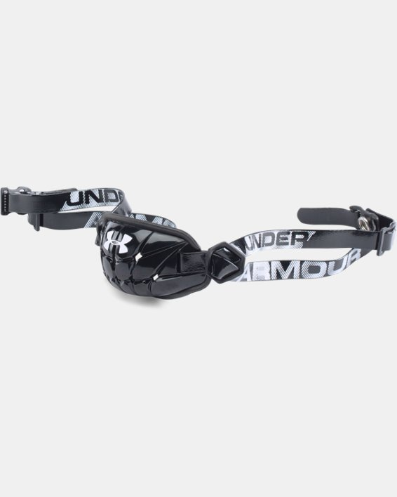 Men's UA Gameday Armour® Chin Strap, Black, pdpMainDesktop image number 0