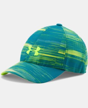 Girls' UA Armour Printed Cap