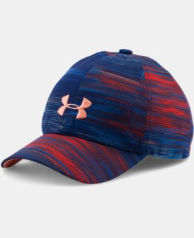 Girls' UA Armour Printed Cap  1 Color $14.99