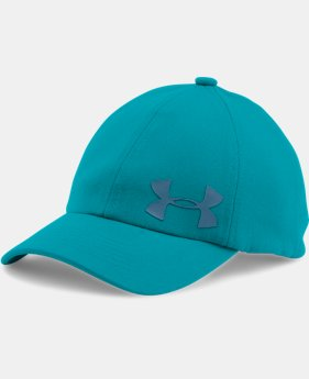 New Arrival Girls' UA Storm Big Logo Cap  2 Colors $17.99