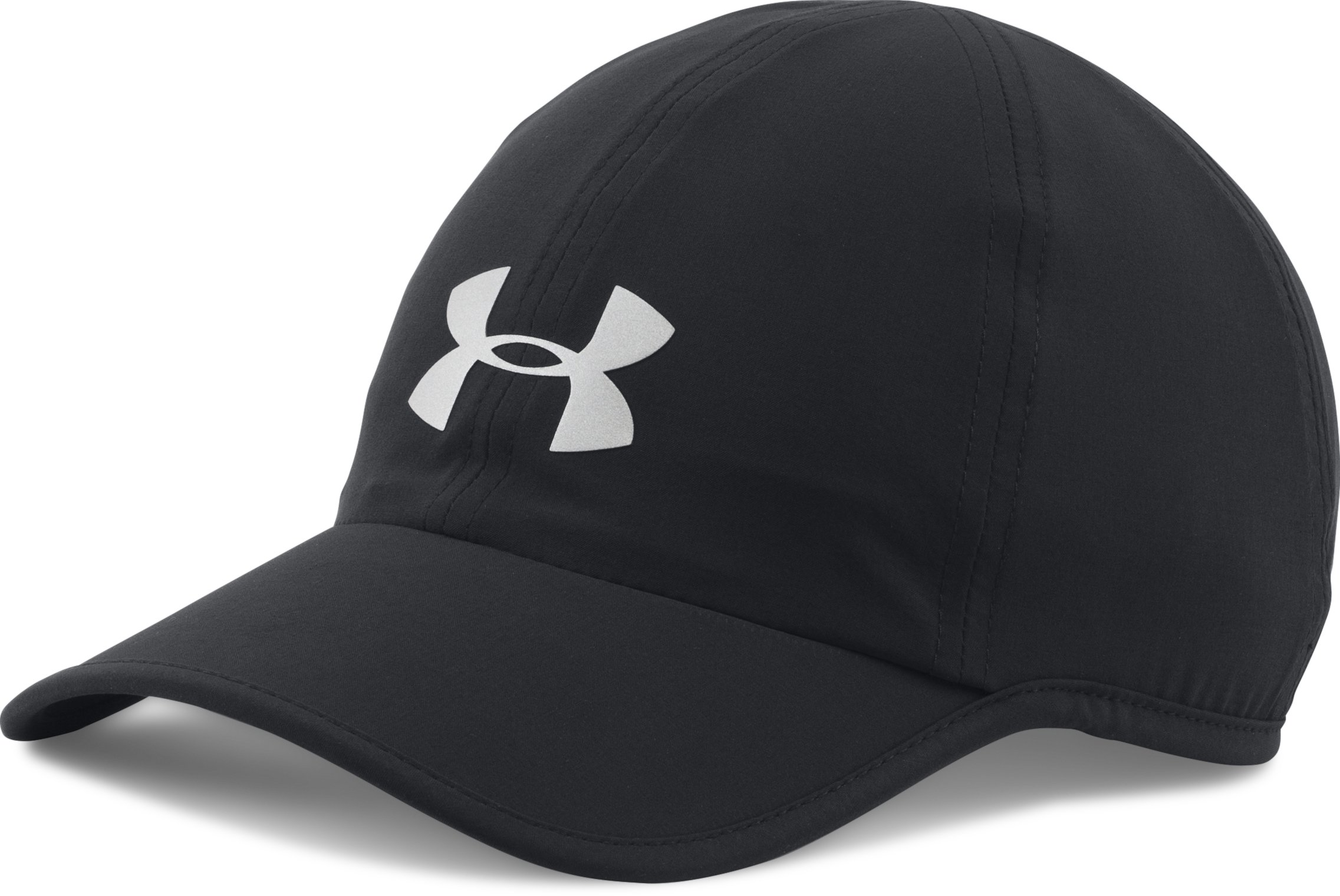Men's UA Run Cap, Black , undefined