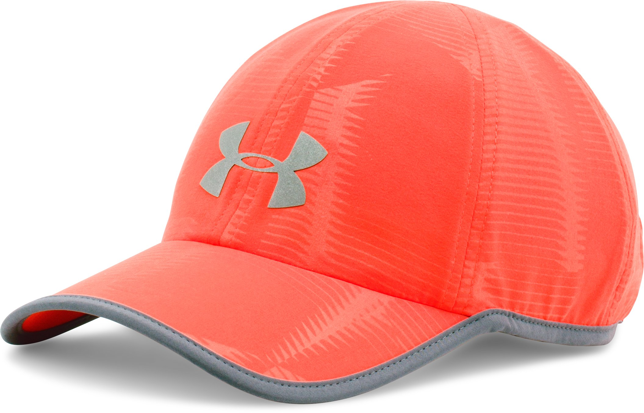 Men's UA Run Cap, BOLT ORANGE