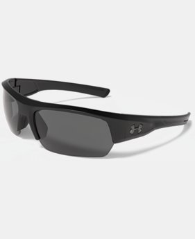 New to Outlet UA Big Shot Sunglasses  2 Colors $67.5