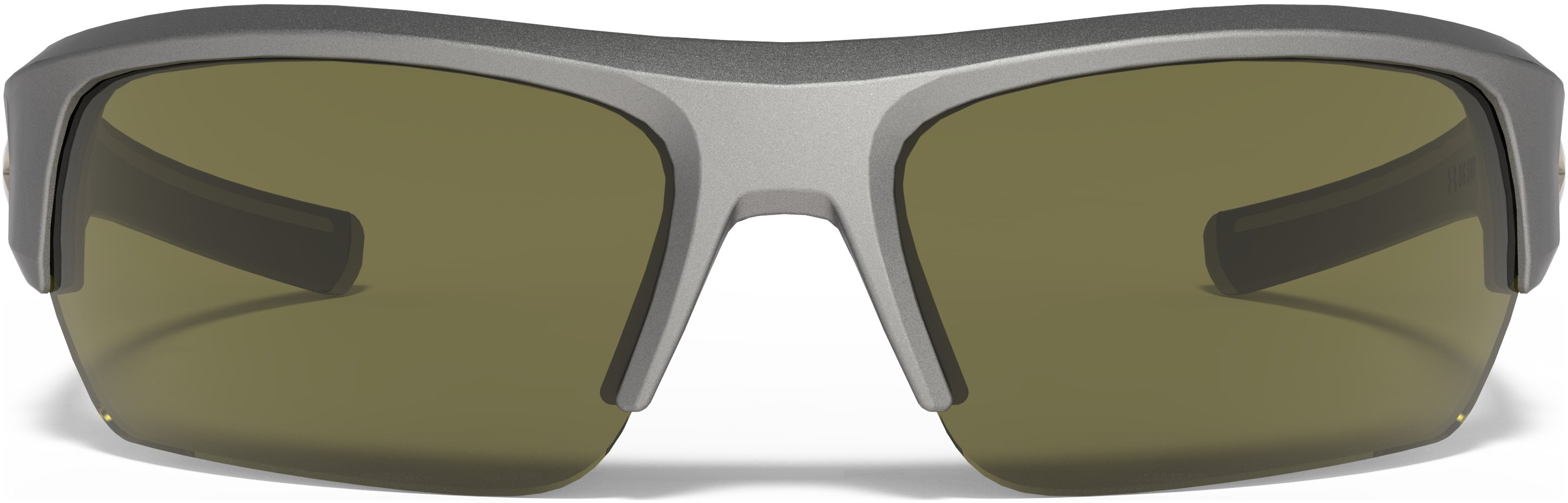 UA Big Shot Sunglasses, Satin Carbon, undefined