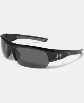 UA Big Shot Storm Polarized Sunglasses  1  Color $145