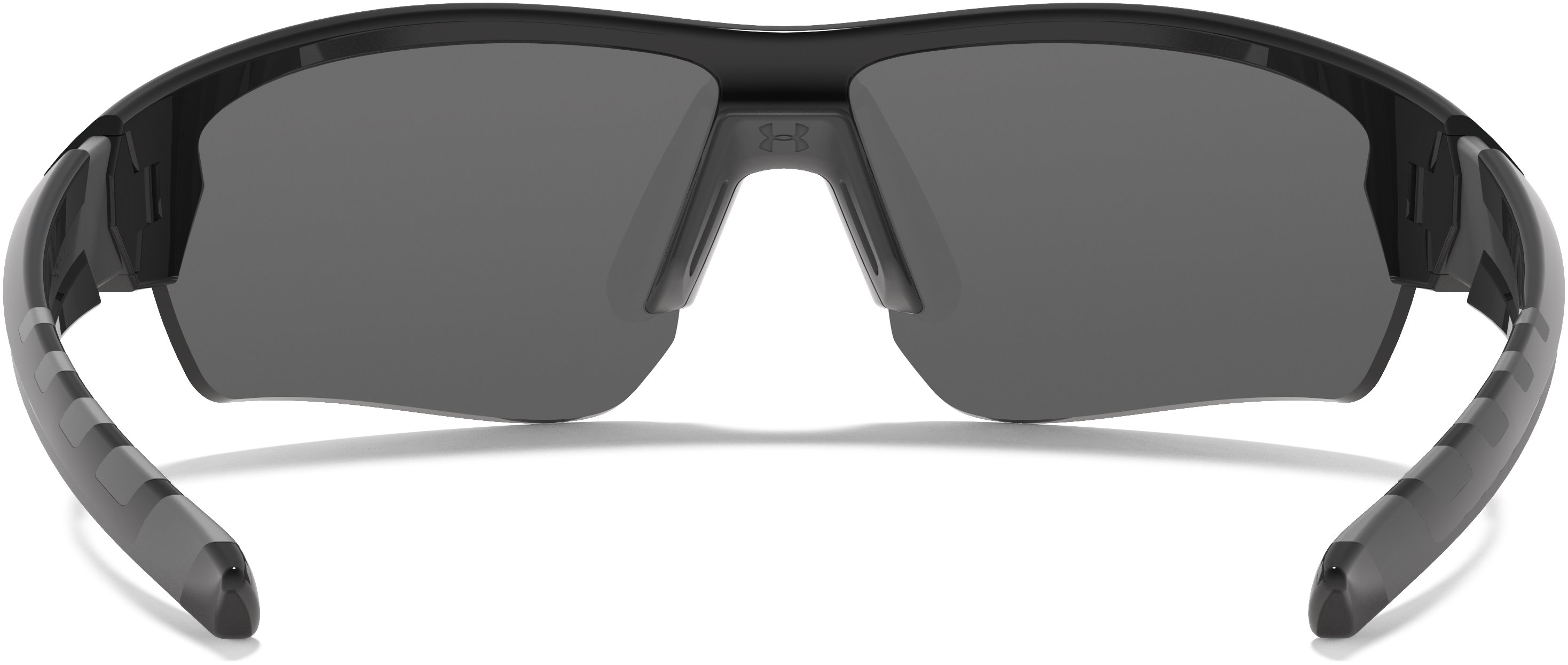 UA Rival Multiflection™ Sunglasses, Shiny Black
