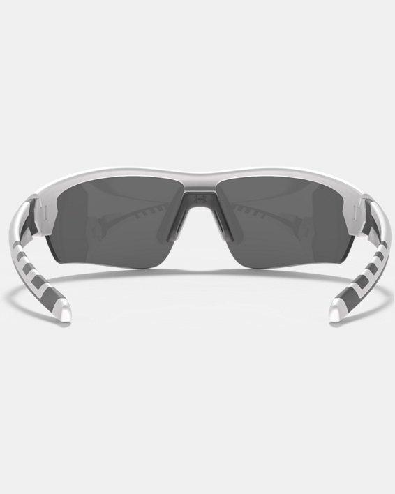 UA Rival Sunglasses, White, pdpMainDesktop image number 1