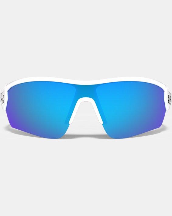 UA Rival Sunglasses, White, pdpMainDesktop image number 0