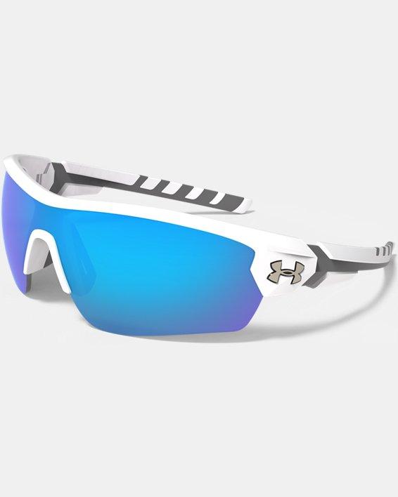 UA Rival Sunglasses, White, pdpMainDesktop image number 2