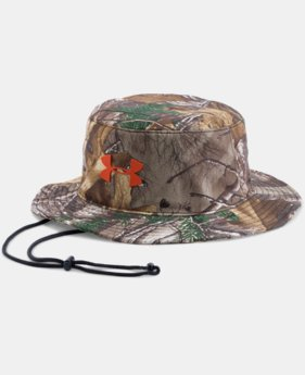 UA Camo Bucket Hat LIMITED TIME: FREE SHIPPING  $22.49