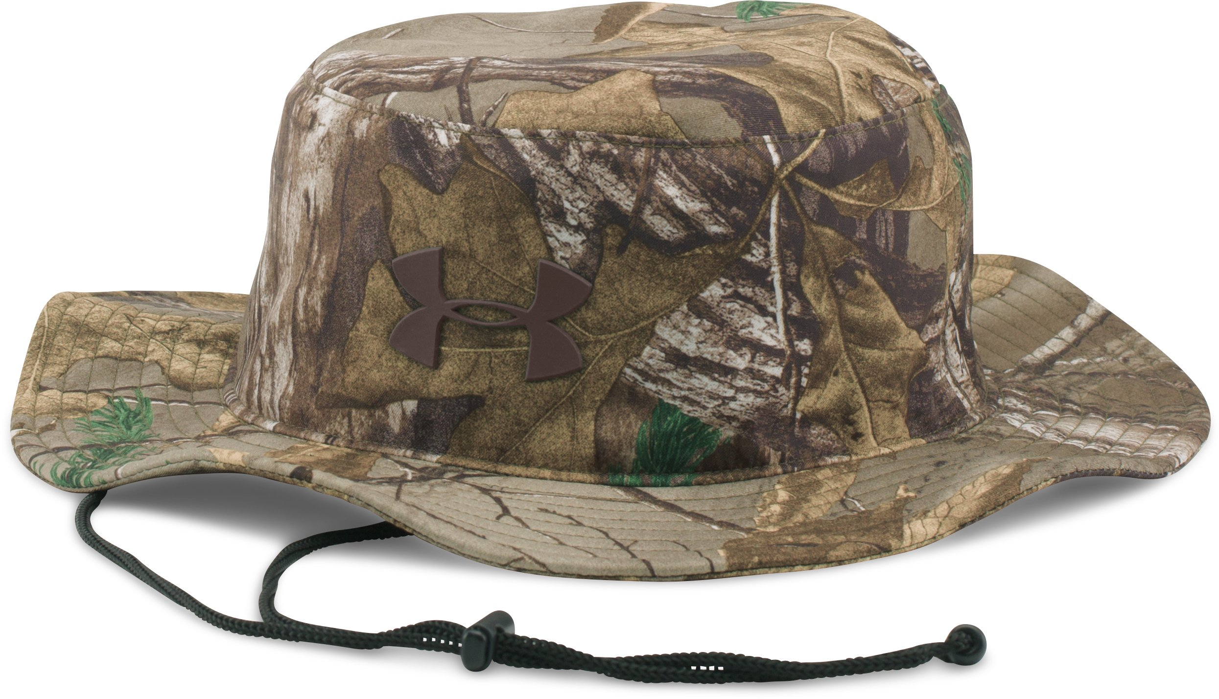 UA Camo Bucket Hat, REALTREE AP-XTRA, zoomed image