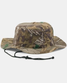 UA Camo Bucket Hat   $34.99