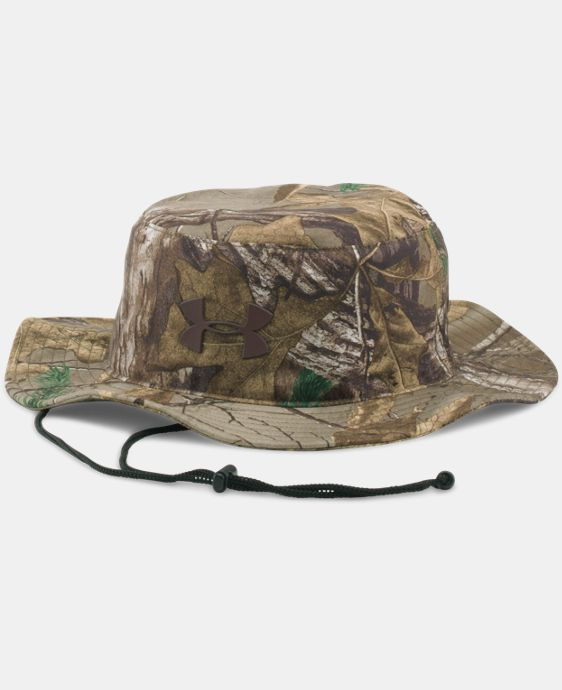 UA Camo Bucket Hat LIMITED TIME: FREE SHIPPING 1 Color $39.99