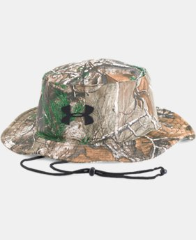 UA Camo Bucket Hat  1 Color $34.99