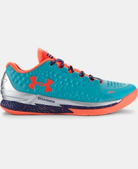 Men's UA Curry One Low Basketball Shoes   $119.99