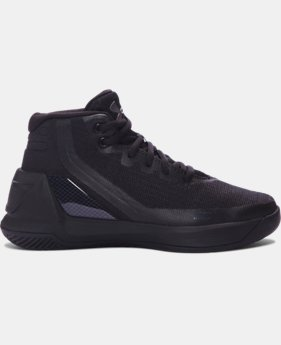 Pre-School UA Curry 3 Basketball Shoes LIMITED TIME: FREE SHIPPING 3 Colors $99.99