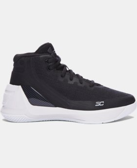 Pre-School UA Curry 3 Basketball Shoes  11 Colors $47.99 to $59.99