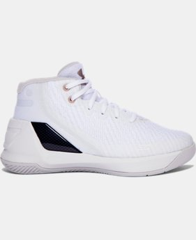 Pre-School UA Curry 3 Basketball Shoes   $47.99 to $59.99