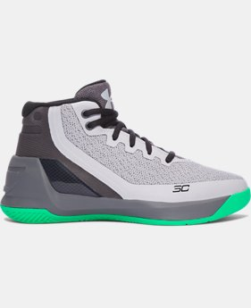 Pre-School UA Curry 3 Basketball Shoes  1 Color $74.99 to $79.99
