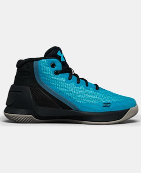 Pre-School UA Curry 3 Basketball Shoes  4 Colors $59.99