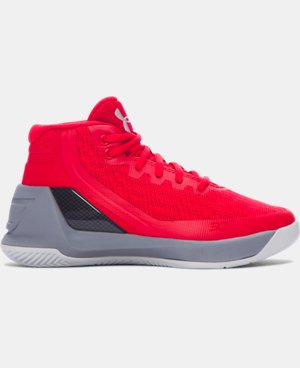 New Arrival Pre-School UA Curry 3 Basketball Shoes LIMITED TIME: FREE U.S. SHIPPING  $79.99