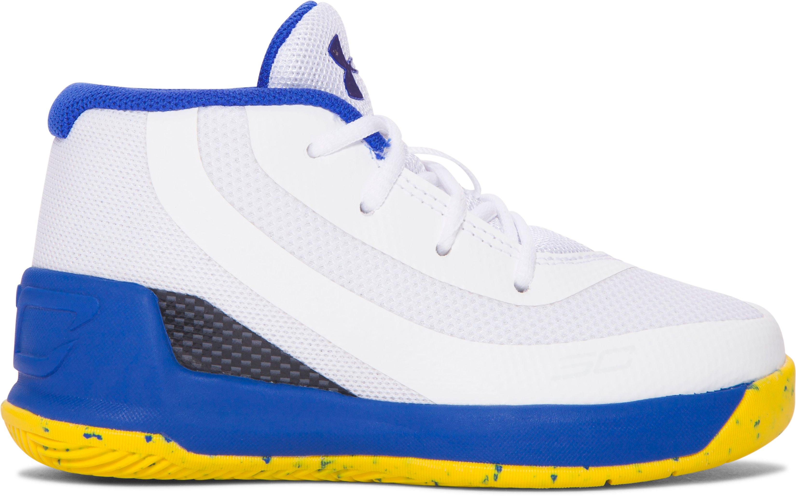 Infant UA Curry 3 Basketball Shoes