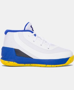Infant UA Curry 3 Basketball Shoes  1 Color $69.99