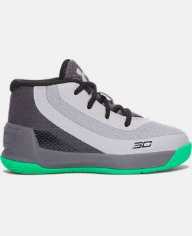 Infant UA Curry 3 Basketball Shoes  1 Color $34.99 to $35.99