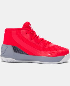 Infant UA Curry 3 Basketball Shoes  1 Color $34.99 to $44.99