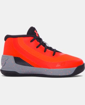Infant UA Curry 3 Basketball Shoes  4 Colors $69.99