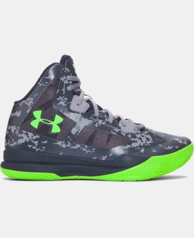 Boys' Grade School UA Lightning Basketball Shoes  1 Color $69.99