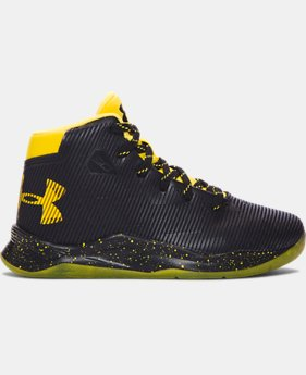 Kids' Pre-School UA Curry 2.5 Basketball Shoes LIMITED TIME: FREE SHIPPING 2 Colors $56.99