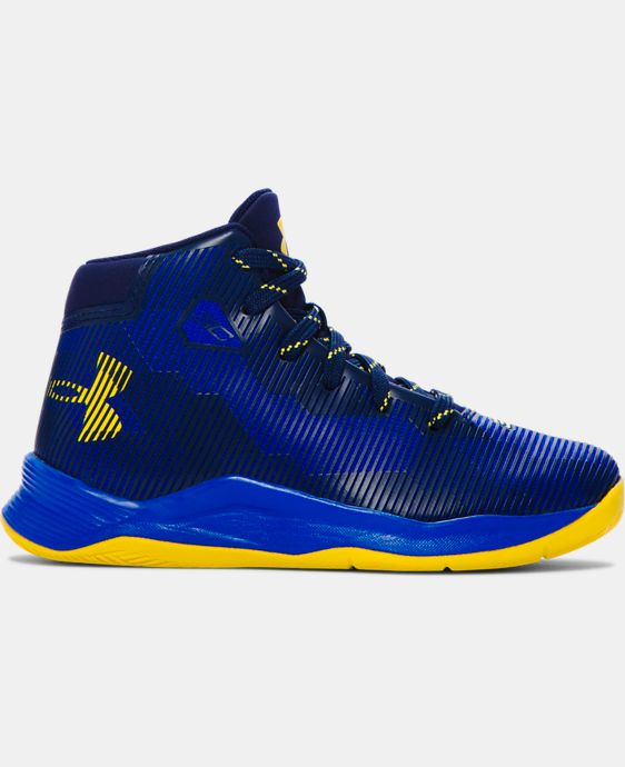 Kids' Pre-School UA Curry 2.5 Basketball Shoes LIMITED TIME: FREE U.S. SHIPPING 1 Color $74.99