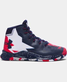 Kids' Pre-School UA Curry 2.5 Basketball Shoes   $50.99 to $67.99
