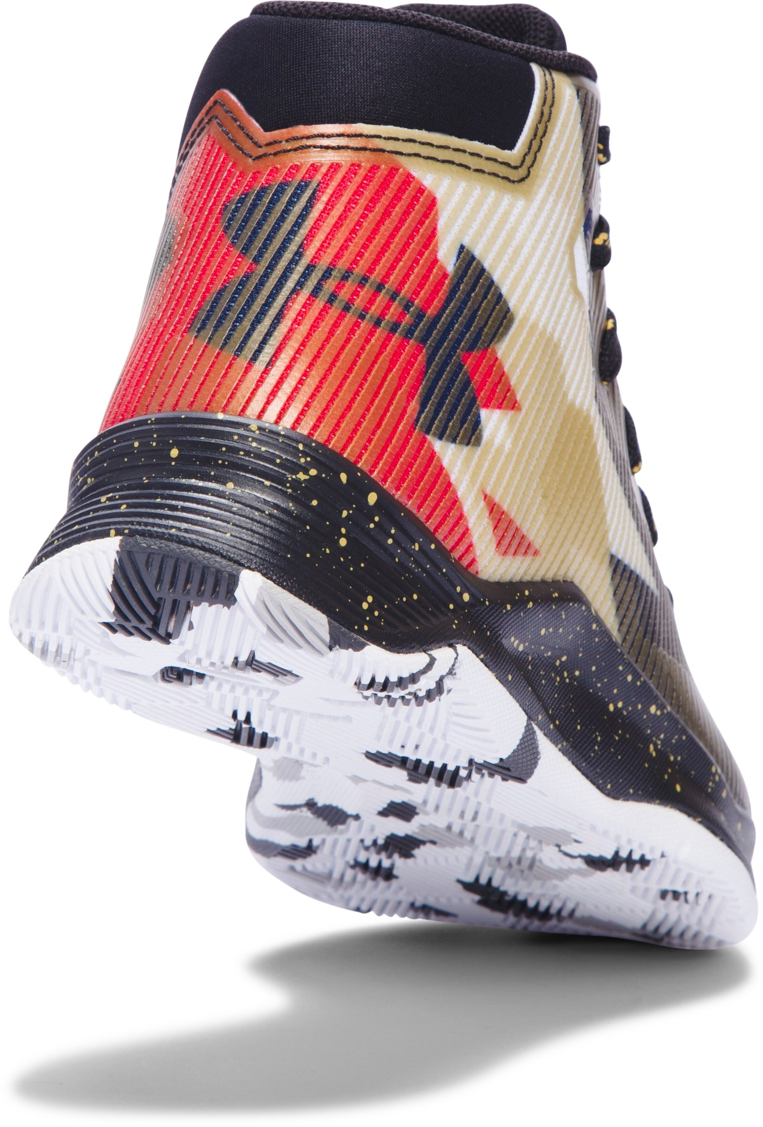 Kids' Pre-School UA Curry 2.5 Basketball Shoes, Heavy Metal, undefined