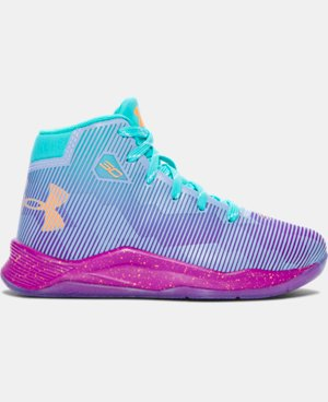 Kids' Pre-School UA Curry 2.5 Basketball Shoes LIMITED TIME: FREE SHIPPING  $56.99