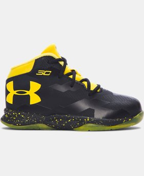 Boys' Infant UA Curry 2.5 Basketball Shoes  6 Colors $54.35