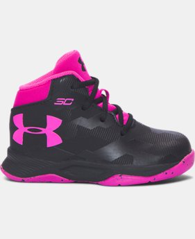 Boys' Infant UA Curry 2.5 Basketball Shoes   $36.99
