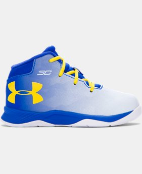 Boys' Infant UA Curry 2.5 Basketball Shoes LIMITED TIME: FREE SHIPPING 2 Colors $33.99 to $44.99