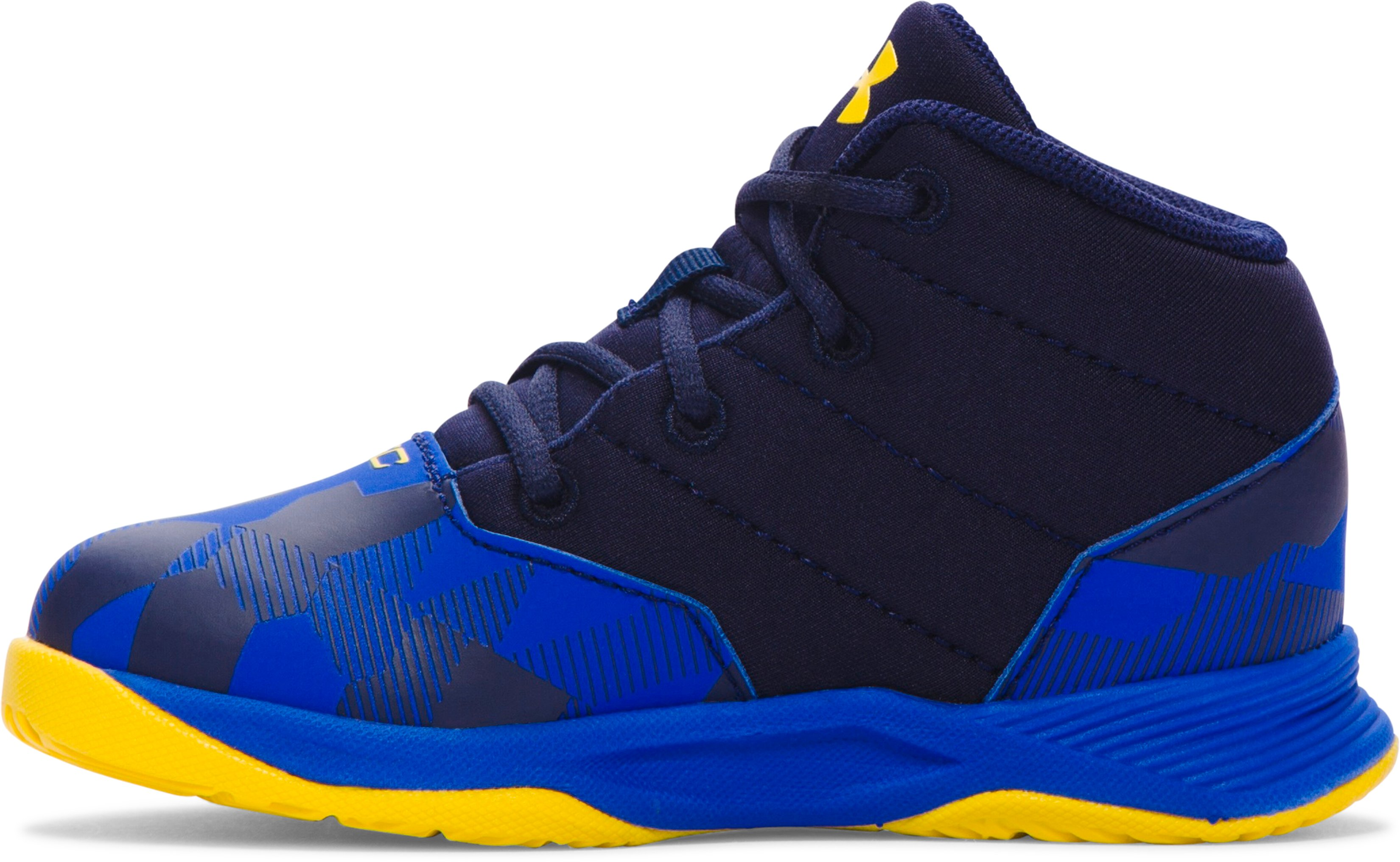 Boys' Infant UA Curry 2.5 Basketball Shoes, TEAM ROYAL, undefined