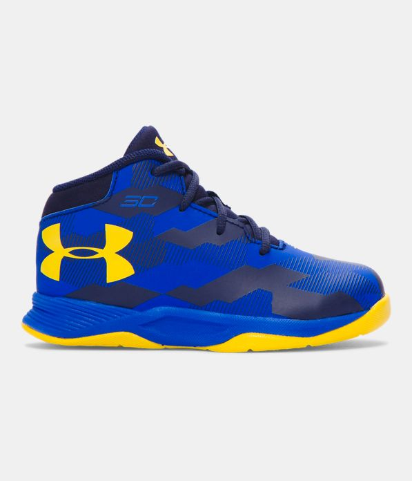 Steph Curry Under Armour Kids Shoes